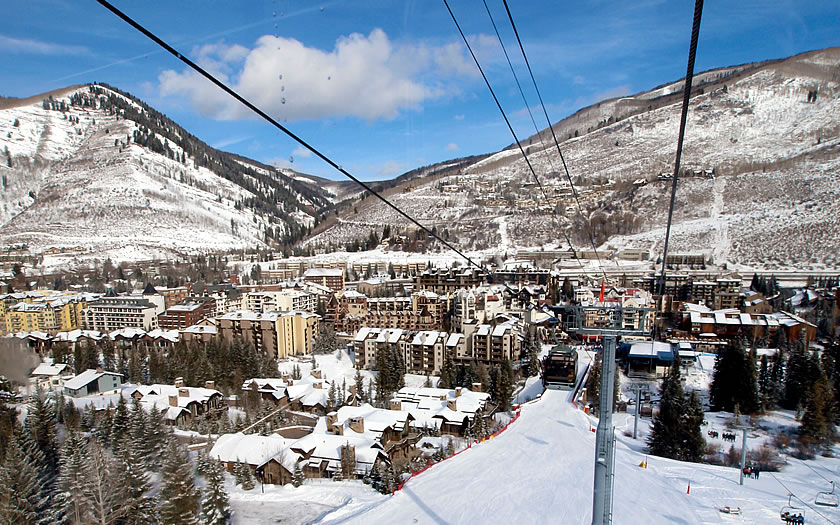 Vail Ski Resort, Colorado