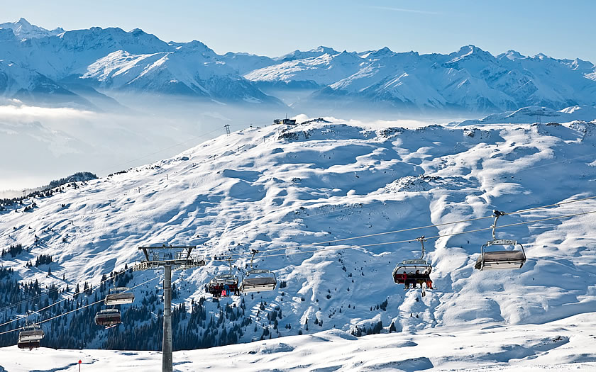 Flims-Laax-Falera ski area