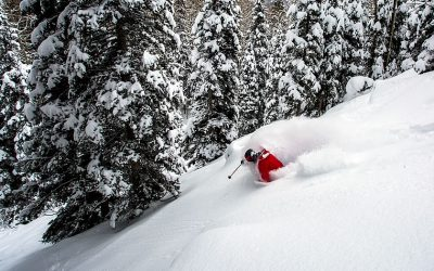 Powder at Purgatory