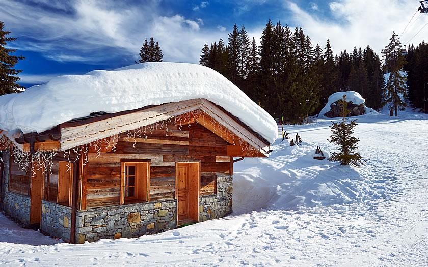 Ski chalet Courchevel