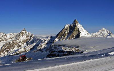 Cervinia starts 2020 ski season
