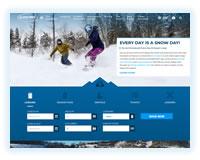 Seven Springs Mountain Resort ski area