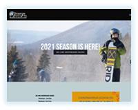 Tussey Mountain ski resort, Pennsylvania